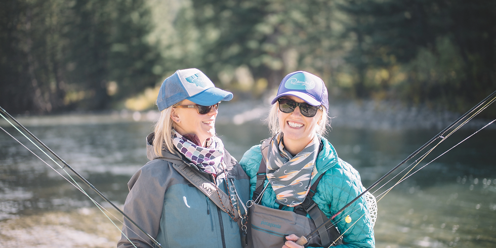 Virtual Confluence: Happy Hour with Damsel Fly Fishing