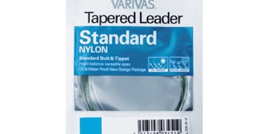 Varivas Standard 9' Tapered Leader