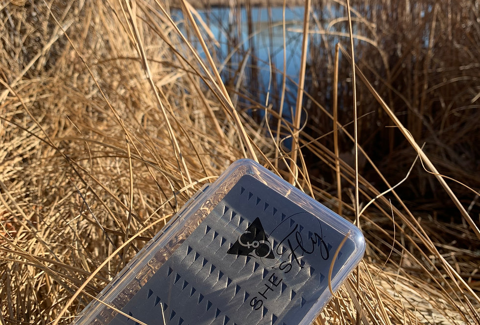 ASG Two-Sided Clear Fly Boxes