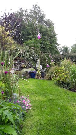 Co. Meath Cottage Garden
