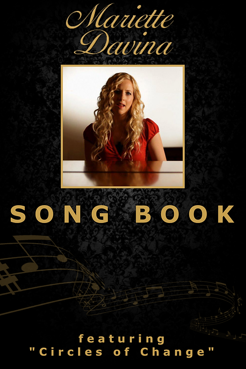 SONG BOOK  - VOLUME 1 LIMITED EDITION SIGNED COPY ONCE IT'S GONE IT'S GONE XX