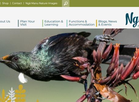 Dr Andrea Wilson & Nga Manu Nature Reserve