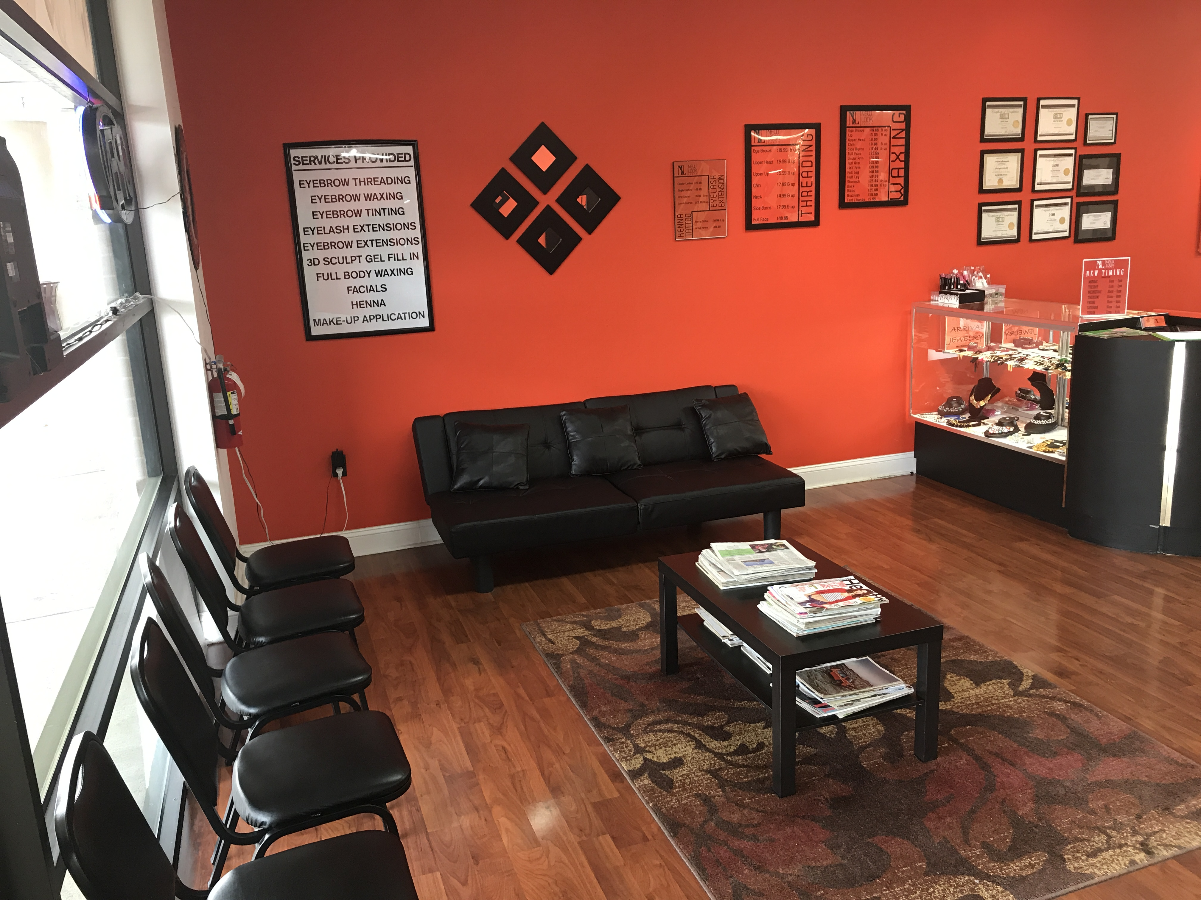 About Us New Look Salon Richmondva