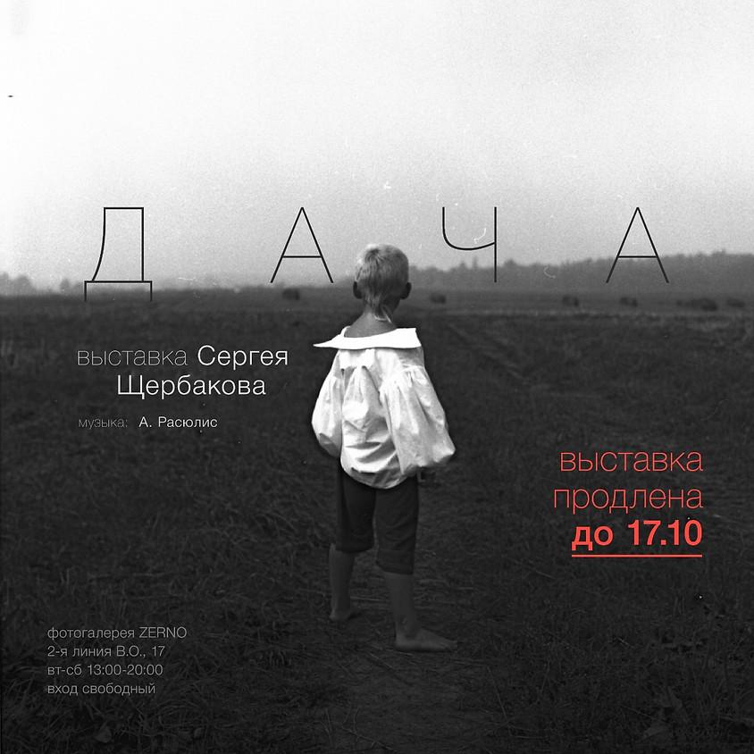 Выставка ДАЧА Сергея Щербакова