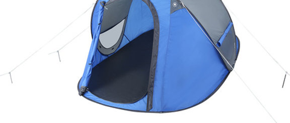 GAYTIMES 2020 2-PERSON POP UP TENT