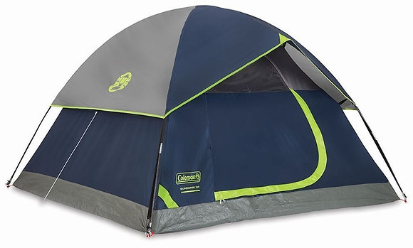 4-PERSON TENT (ESOTERIC 2021 HIRE)