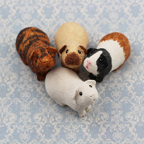 Paint your own guinea pig - Beatrice