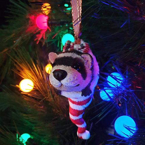 Ferret Christmas Tree Decoration