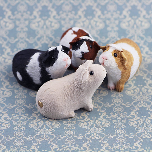 Paint your own guinea pig - Rosie