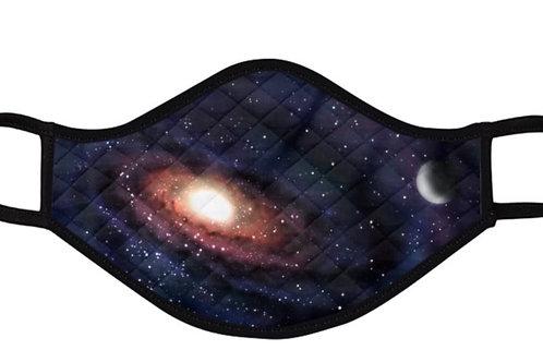 Spiral Galaxy Mask