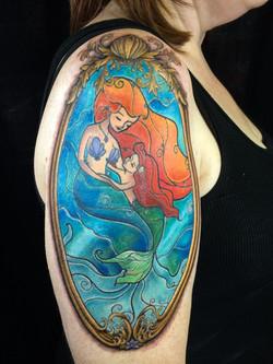 Mandie Manzano Mermaids