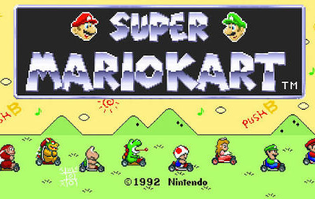 Super Mario Kart is 26 years old!