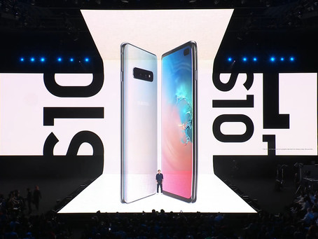 The Samsung Galaxy S10 is finally here, and you're spoilt for choice this time.