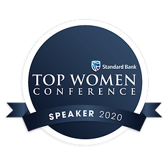 Top women Speaker badge 2020.png