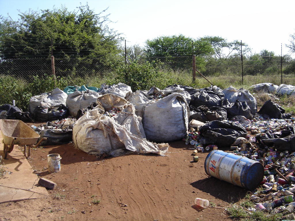 Developing and implementing zero waste