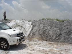 Industrial waste investigations