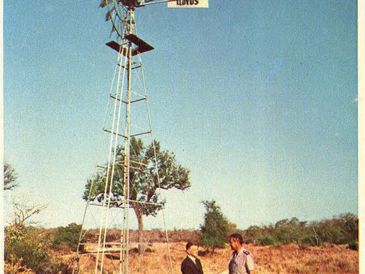 The 199th windmill for Kruger National Park