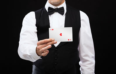 Magician in Cincinnati