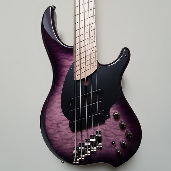 Dingwall Combustion 5 Ultra Violet w/Maple Fretboard