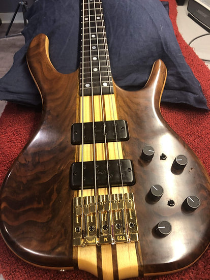 2010 Ken Smith Black Tiger 4-string