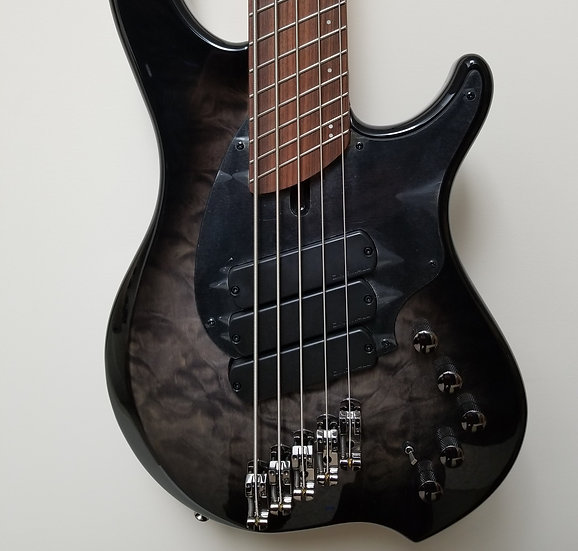 Dingwall Combustion 3x 2-tone Blackburst w/Pau Ferro Fretboard