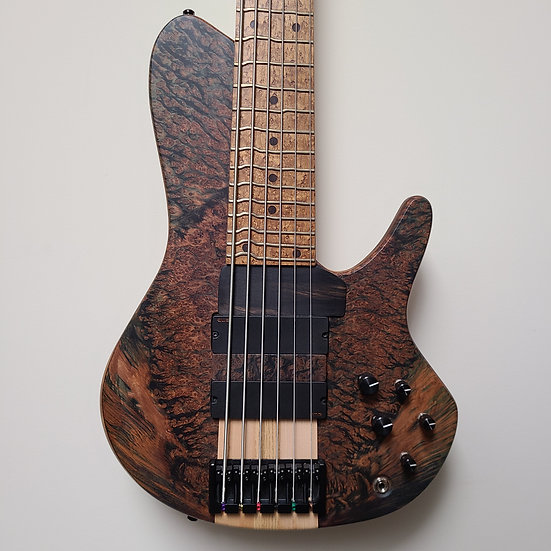 Mattisson Series IV 6-string with True Temperament Frets