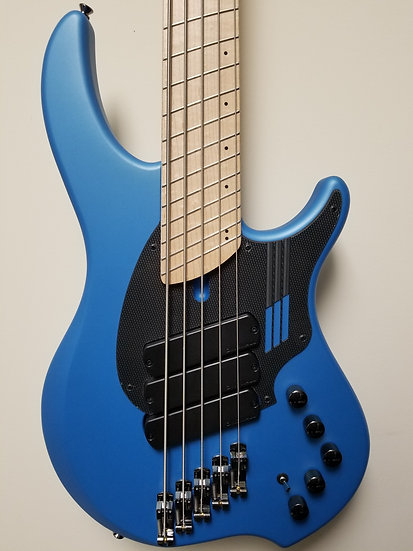 Dingwall Combustion NG-3 5-string Laguna Seca Blue