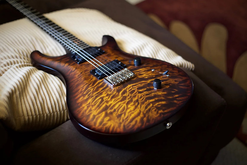 2015 PRS Custom 24 Mark Holcomb Signature