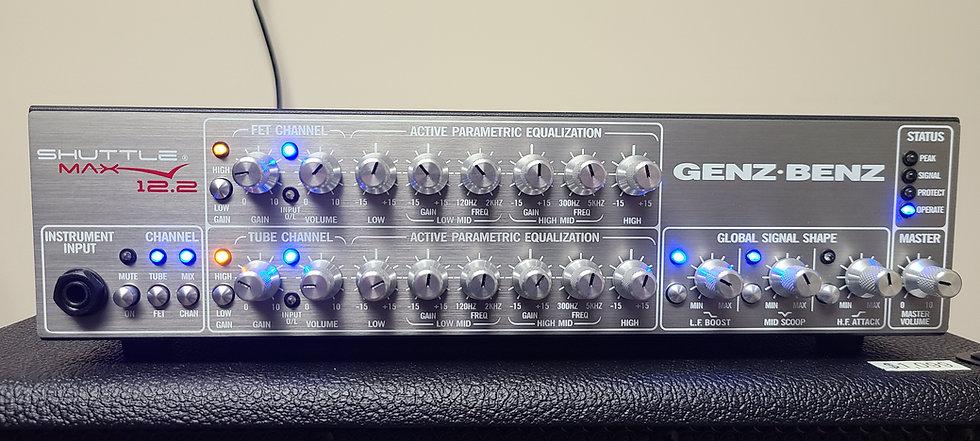 GenzBenz ShuttleMax 12.2  1,200W bass amp