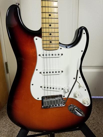 1996 Fender 50th Anniversary Stratocaster