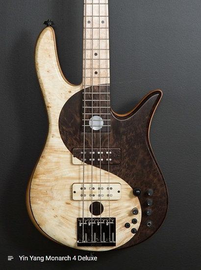 2014 Fodera Yin Yang Deluxe 4-string