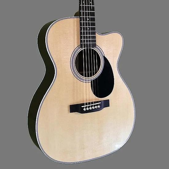 2018 Martin OMC-28e acoustic guitar