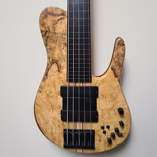 2006 Fodera Matt Garrison Imperial MG Elite Fretless