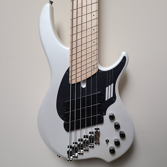 Dingwall Combustion NG-3 6-string Ducati White Matte