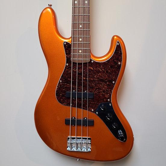 2012 Spector USA Coda 4-string jazz bass