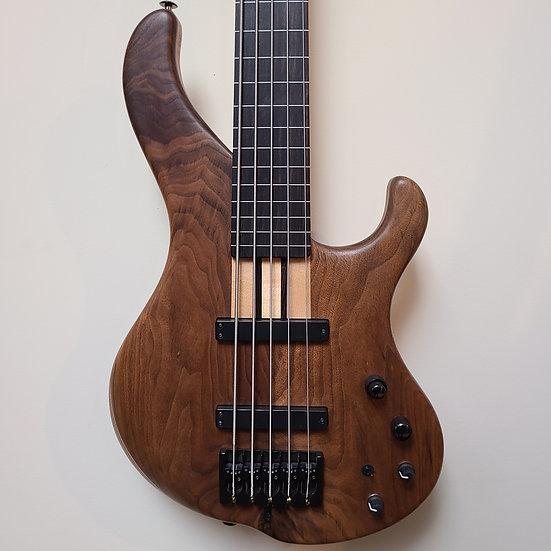 Muckelroy HMC5 Fretless 5-string