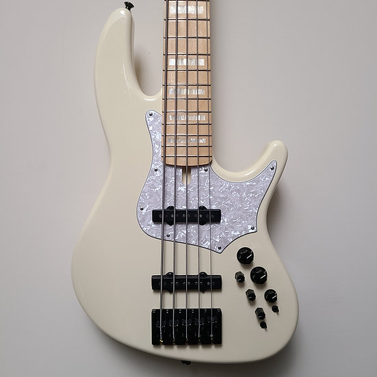 New York Bass Works RS5 - Olympic White