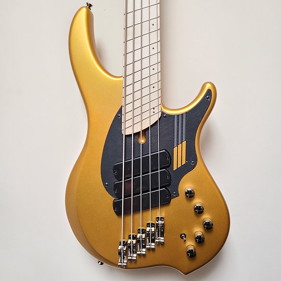 Dingwall Combustion NG-3 5-string - Gold Matte