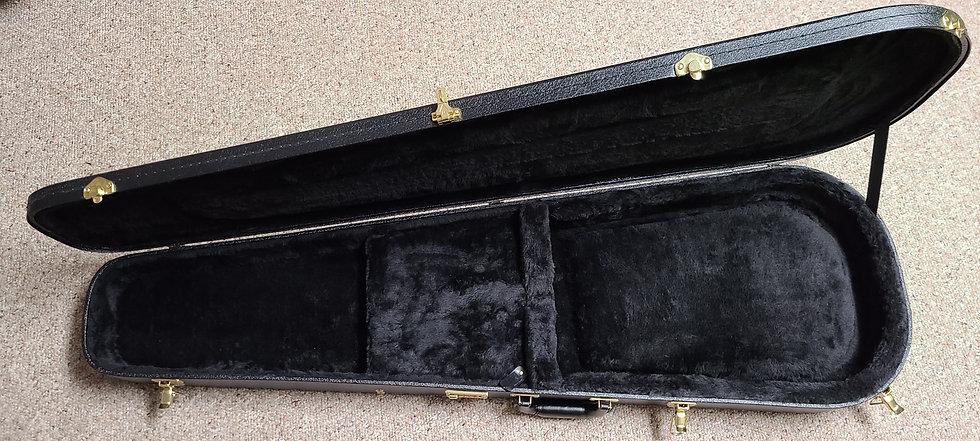 Fodera Bass Guitar Hardshell Case