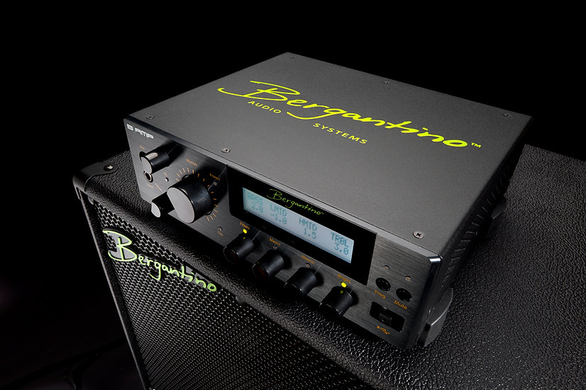 Bergantino B|Amp