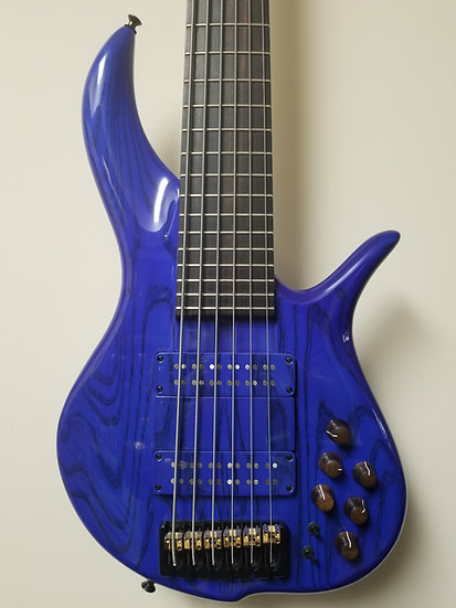 "F Bass BN6 33"" scale 6-string"