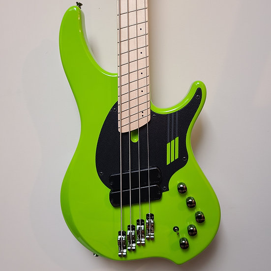 Dingwall Combustion NG- 4-string - Ferrari Green (SPECIAL limited edition color