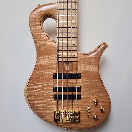 2012 Marleaux M Bass 5-string Prototype