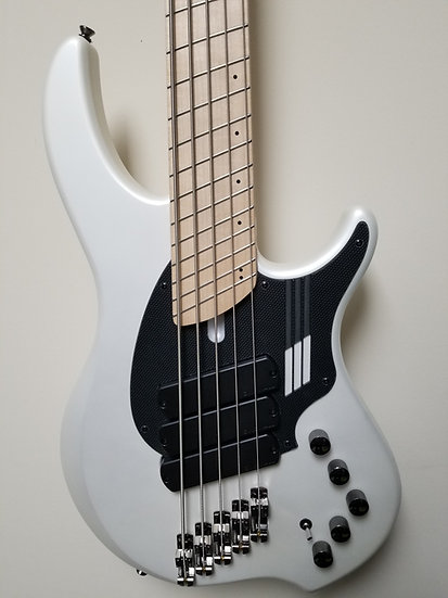 Dingwall Combustion NG-3 5-string Ducati White
