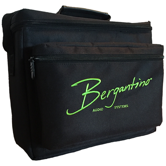 Bergantino Shoulder Bag for forté HP 1,200W amplifier