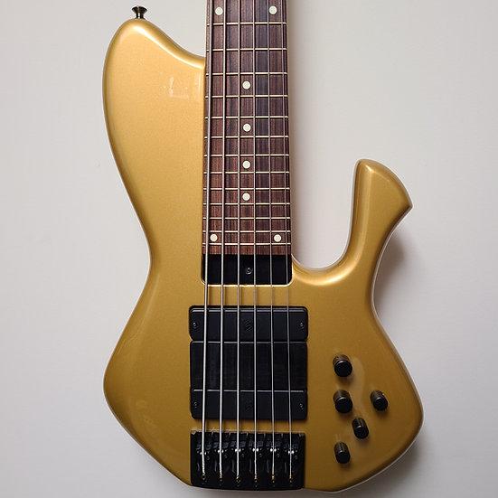 "Skjold Erskine Whaleback 6-string 33"" scale"