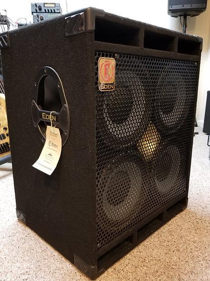Pre-owned Eden D410XLT Cabinet