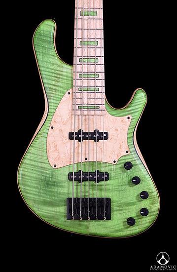 Adamovic Soul 5 - Electric Green