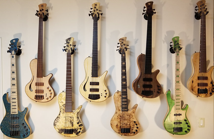 Deposit for Custom Adamovic bass