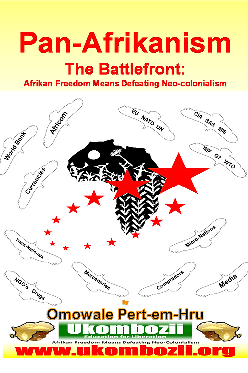 Pan-Afrikanism: The Battlefront